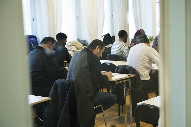 Number of students taking state-subsidized Swedish classes doubles in a decade