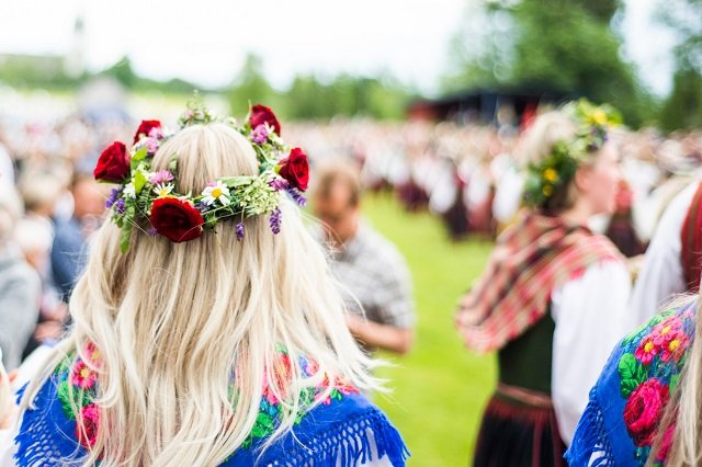 The seven bizarre traditions that make up Swedish Midsummer