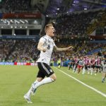 German FA suspends staff who 'rubbed it in' against Sweden