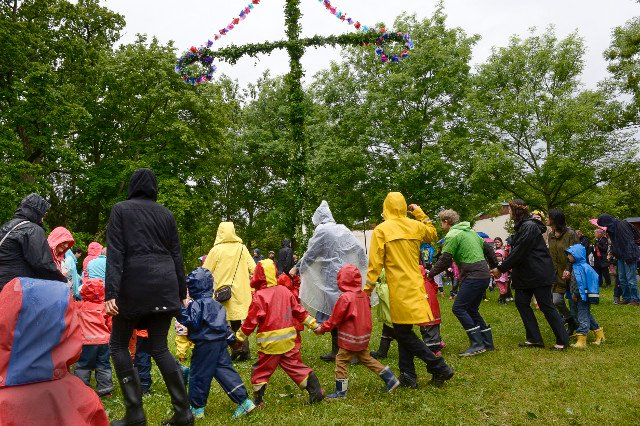 Rain, wind and possibly snow: here's how Sweden's Midsummer weather will look
