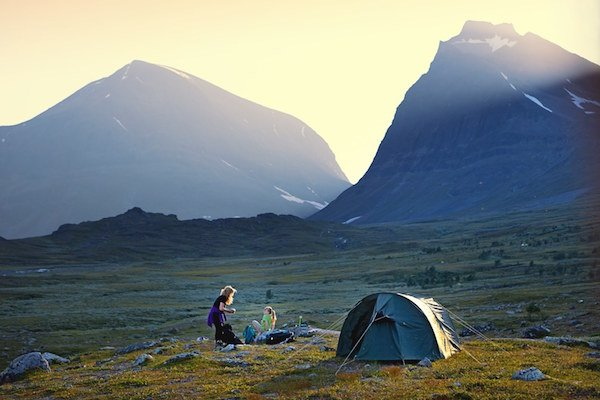 Seven of the best places to go wild camping in Sweden this summer