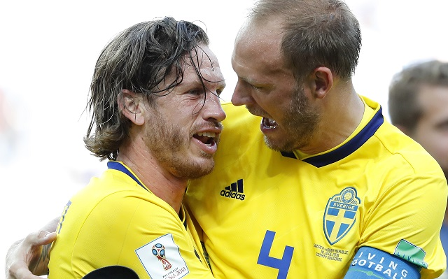 How Sweden is preparing for World Cup clash with Germany