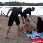 Swedish rescue service to distracted parents: Watch your swimming kids, not your phones!