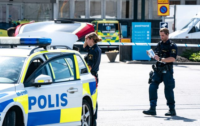 Southern Sweden postal delivery resumes after mystery incident