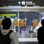Stockholm City and Odenplan commuter train stations shut for 'safety reasons'