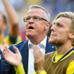 Watch out England, Sweden aren't ready to quit just yet