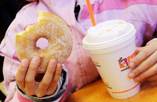 Dunkin' Donuts files for bankruptcy in Sweden