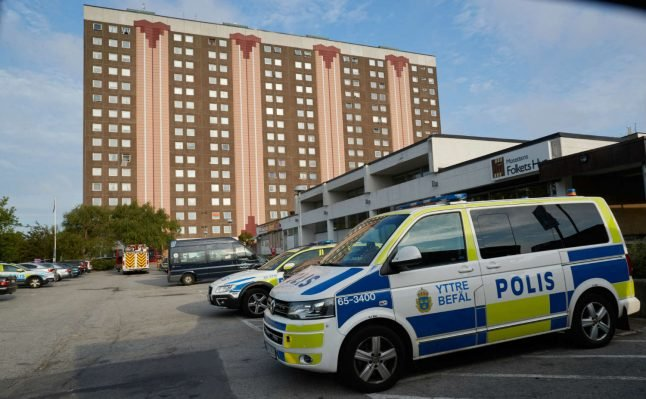 Man arrested after explosion in Malmö