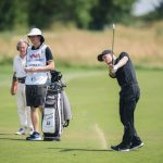Swede Kinhult looks to hold on to lead at French Open