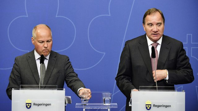 'The risk of new fires is great': Swedish PM urges caution as wildfire battle continues