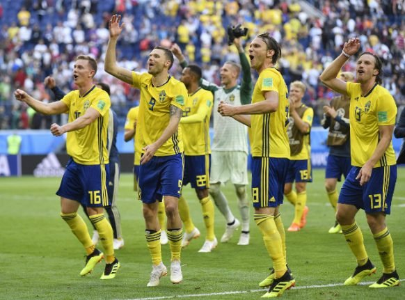 'I will support Sweden: Palestinians have clear favourite in England match