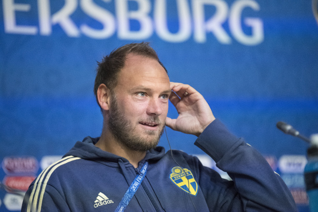 'We lost one of the world's greatest': Captain Granqvist praises Sweden for moving on from Zlatan