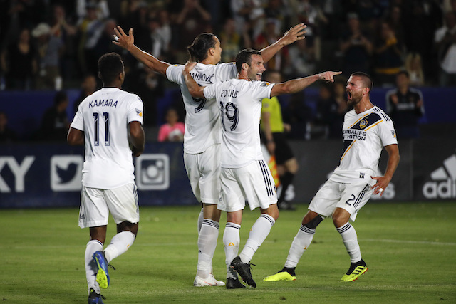 Zlatan  Ibrahimovic to miss MLS All-Star Game after first LA Galaxy hat-trick