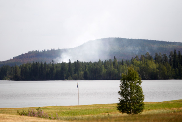 Foreign firefighters leave as Sweden's wildfires abate