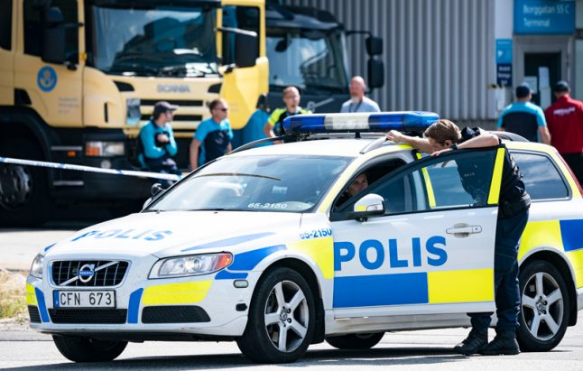 Mystery surrounds incident at Malmö postal facility