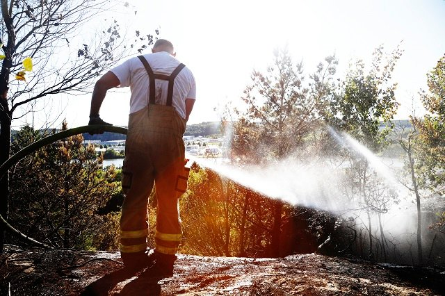 Sweden hit by a wave of forest fires