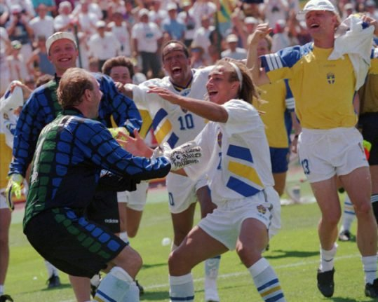 Why Sweden won't be scared of England at the World Cup