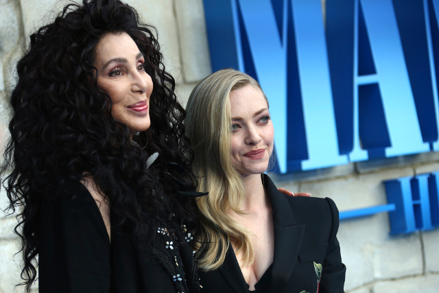 Cher is releasing an album of Abba covers and all fans can say is Gimme, Gimme, Gimme