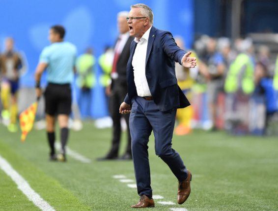 'We're easy to analyse, but difficult to beat' Sweden coach warns England