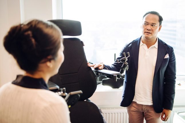 Swedish healthcare industry booming in China