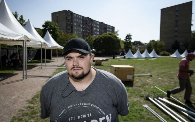 Malmedalen: New political festival launched in troubled Swedish suburb
