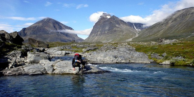 International tourists flock to Sweden's mountains