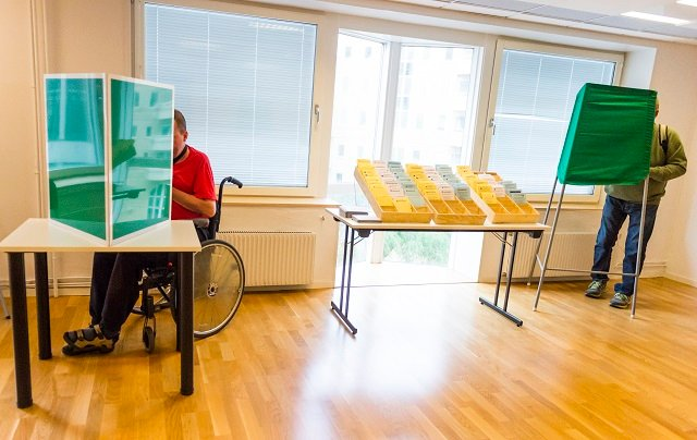 Security service warns of increase in attempts to influence Swedish election