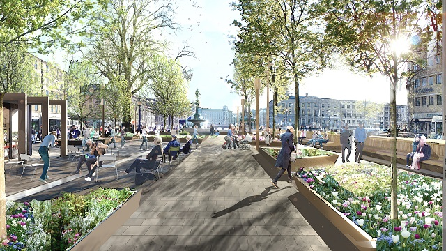 Design against crime: a look at plans to boost safety in a Gothenburg park