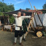 Kings, queens and jesters: step back in time at Gotland's Medieval Week