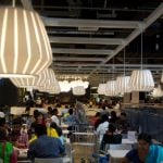 Ikea's Indian stores will not serve beef or pork meatballs, but rather chicken and vegetarian (meat)balls. Photo: AP Photo/Mahesh Kumar A