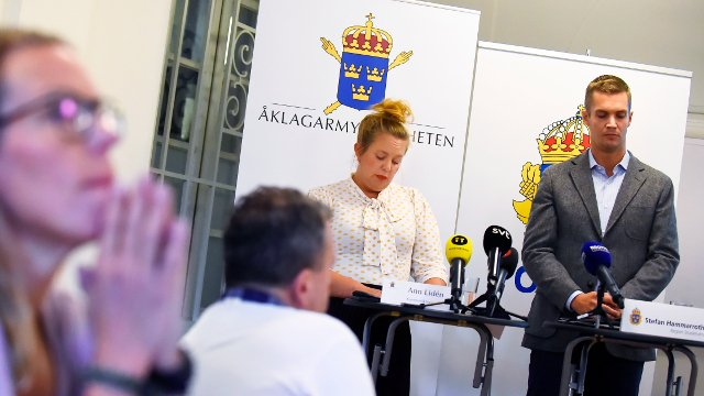 Spanish doctor charged with child sex abuse in Sweden