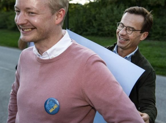 Malmö Moderates hold talks with Sweden Democrats