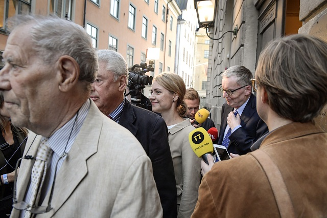 Swedish Academy publishes new statutes after summer of scandals