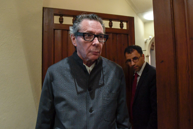 Frenchman at centre of Swedish Academy scandal remanded pending verdict