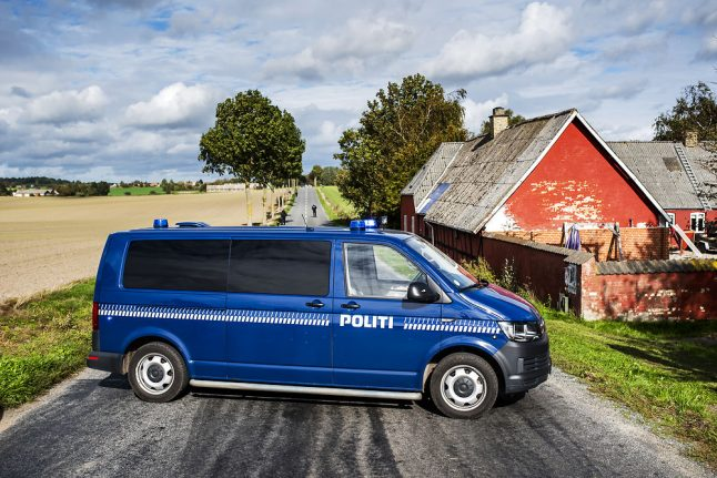 Danish police: Swedish car that set off manhunt not involved in unspecified 'threat'