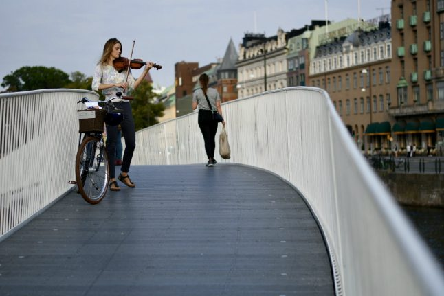 'Classical music attracts everyone, even gangsters'