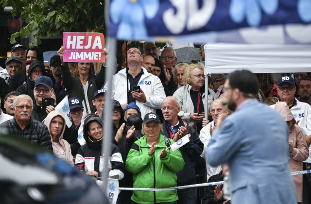 'Sweden has let the immigration issue hijack the political agenda'