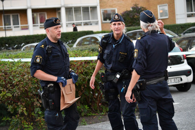 New shooting in Malmö as campaign hits final week