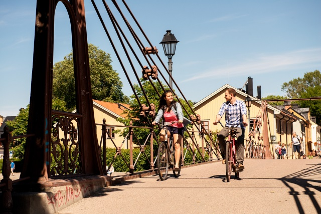 Uppsala named global climate city of the year
