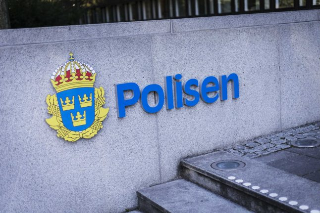 Man arrested after tear gas attack at Swedish police station