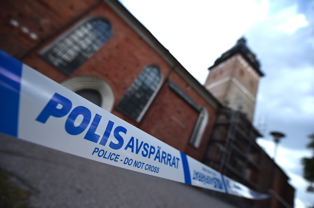 One arrested over stolen Swedish crown jewels
