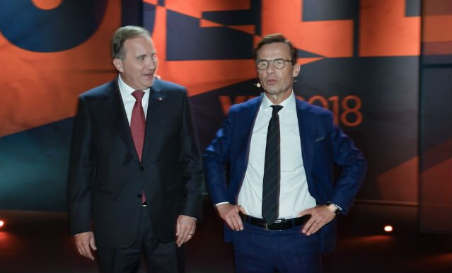 Opposition hits back at Swedish PM: 'Alliance is still the biggest'