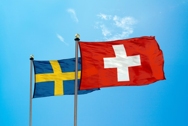 QUIZ: Can you tell Sweden and Switzerland apart?