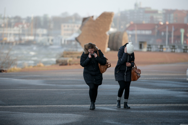 Sweden told to brace for storm: 'Stay at home'