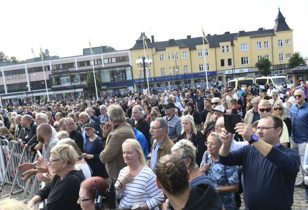 Employment and economy key to growth of Sweden Democrats: research
