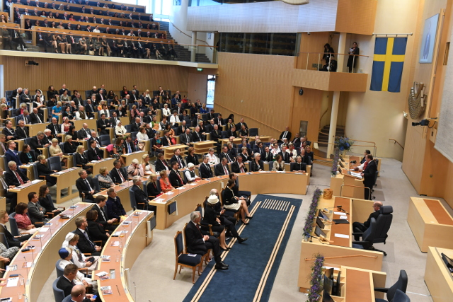 In stats: How gender equal is Sweden's new parliament?