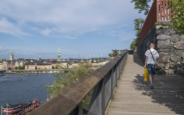The best spots to enjoy Stockholm's panoramic views