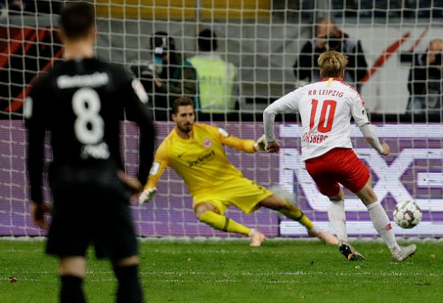 Swedish playmaker Emil Forsberg saves the day with penalty