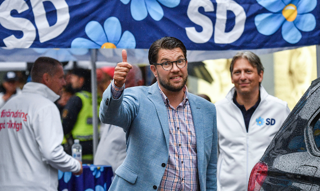 Who is Jimmie Åkesson, the architect of Sweden's rising far-right?