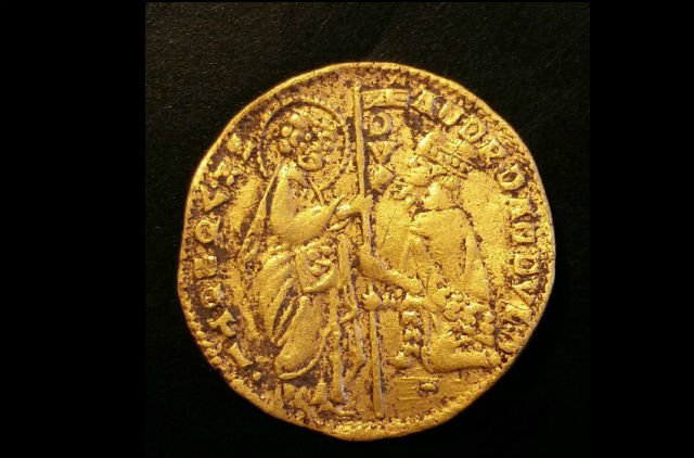 Unique medieval Venetian coin found in abandoned Swedish port